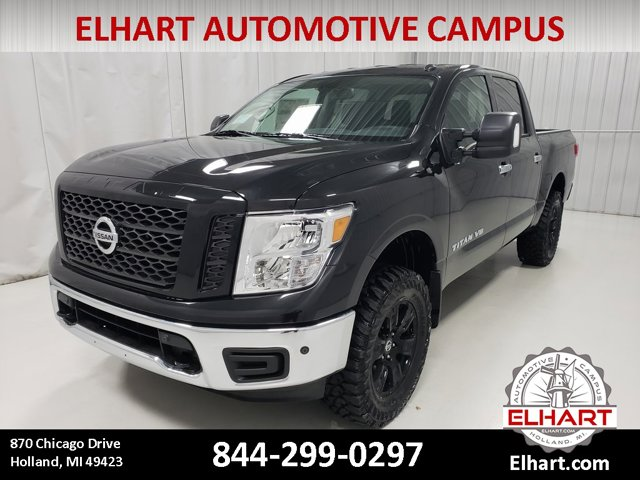 New 2019 Nissan Titan in Holland, MI