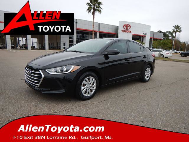 Used 2017 Hyundai Elantra in Gulfport, MS