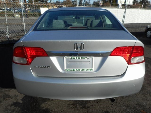 Used 2009 Honda Civic Sdn 4dr Auto LX