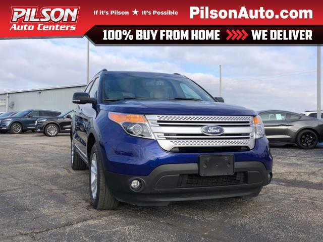 Used 2015 Ford Explorer in Mattoon, IL