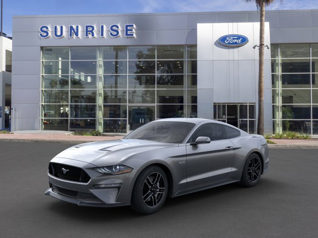 2021 Ford Mustang GT GT Fastback Premium Unleaded V-8 5.0 L/302 [9]
