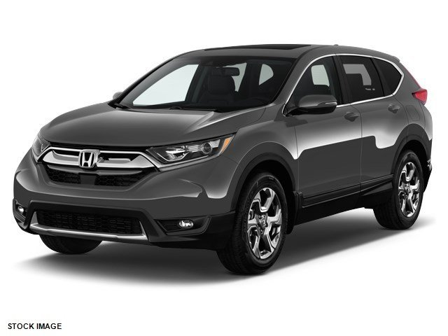 New 2017 Honda CR-V EX-L 2WD w-Navi