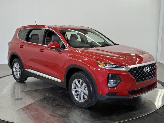New 2020 Hyundai Santa Fe in Tuscumbia, AL