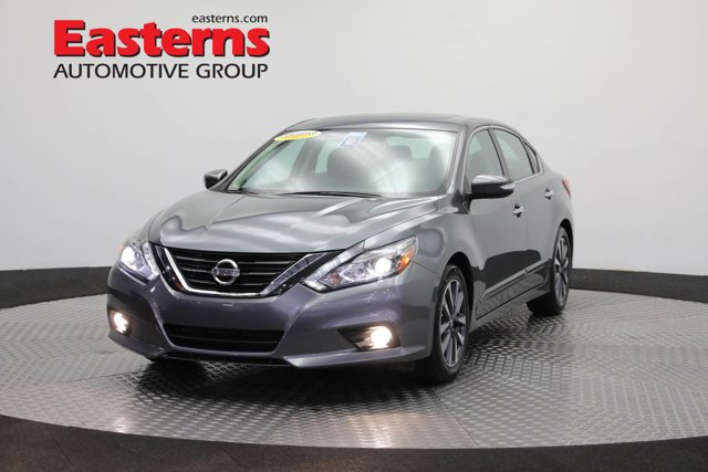 2016 Nissan Altima SL Technology 4dr Car