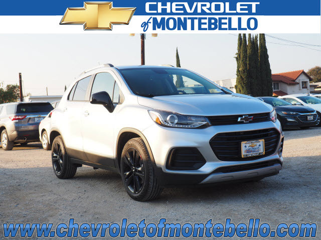 2020 Chevrolet Trax LT FWD 4dr LT Turbocharged Gas 4-Cyl 1.4L/ [13]