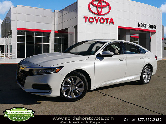 Used 2019 Honda Accord Sedan in Covington, LA