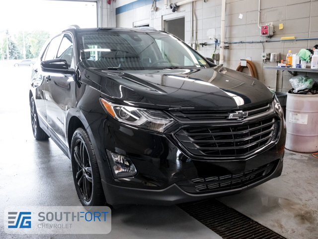 2020 Chevrolet Equinox LT AWD Midnight Edition AWD 4dr LT w/2LT Turbocharged Gas I4 2.0L/122 [9]