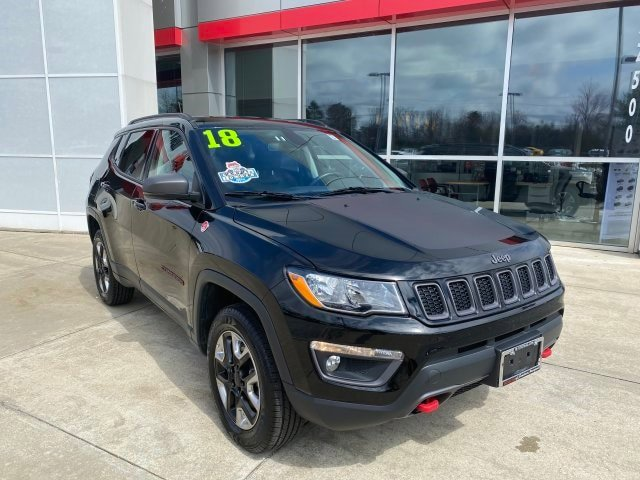 Used 2018 Jeep Compass in Lexington Park, MD
