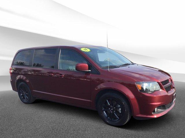 2019 Dodge Grand Caravan GT FWD GT Wagon Regular Unleaded V-6 3.6 L/220 [1]