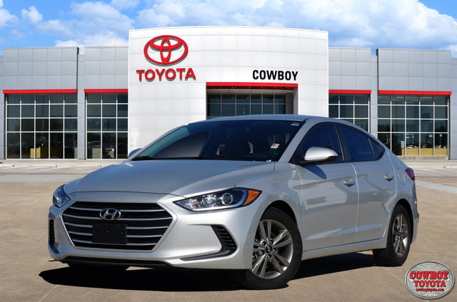 Used 2018 Hyundai Elantra in Dallas, TX