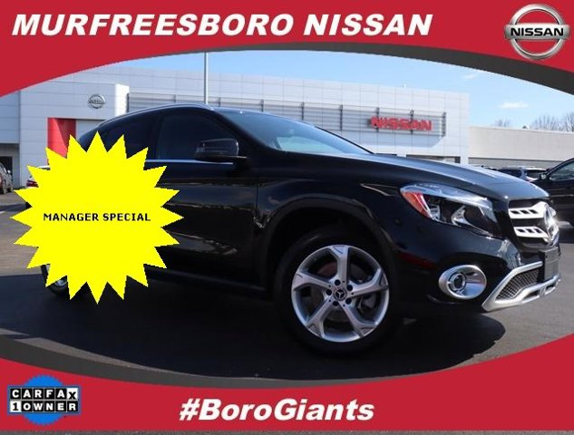 Used 2020 Mercedes-Benz GLA in Murfreesboro, TN