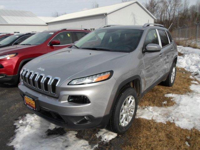 New 2017 Jeep Cherokee in Granville, NY