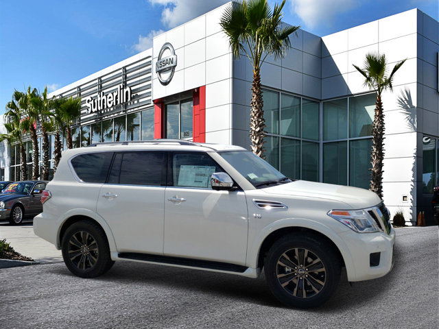 New 2019 Nissan Armada in Orlando, FL