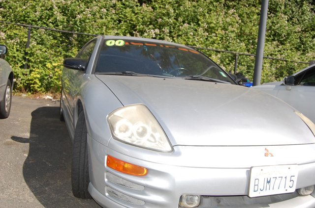 Used 2000 Mitsubishi Eclipse 3dr Cpe GT Sportronic