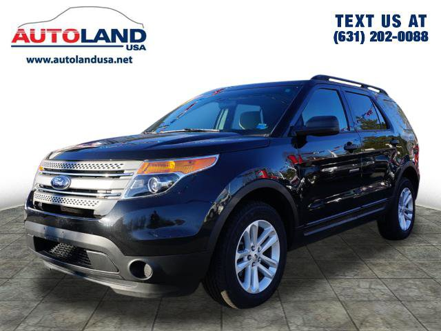2015 Ford Explorer Base 4WD 4dr Base Regular Unleaded V-6 3.5 L/213 [1]