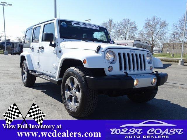 Used 2018 Jeep Wrangler JK Unlimited in Pasco, WA