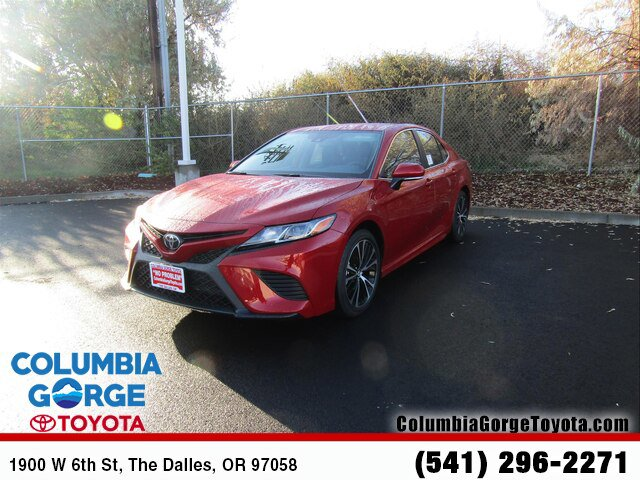 New 2020 Toyota Camry in The Dalles, OR