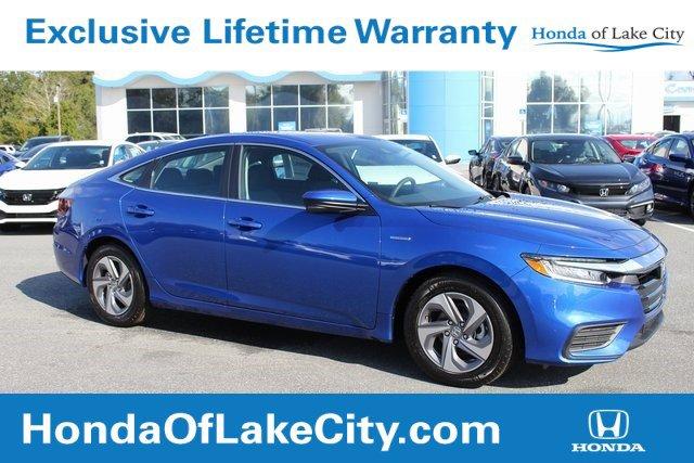 New 2020 Honda Insight in Lake City, FL