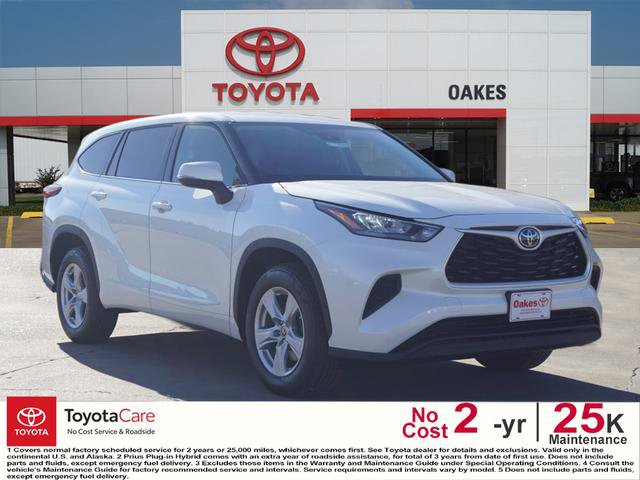 New 2020 Toyota Highlander in Greenville, MS