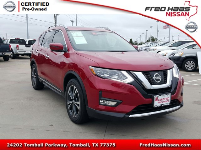 Used 2017 Nissan Rogue in Tomball, TX