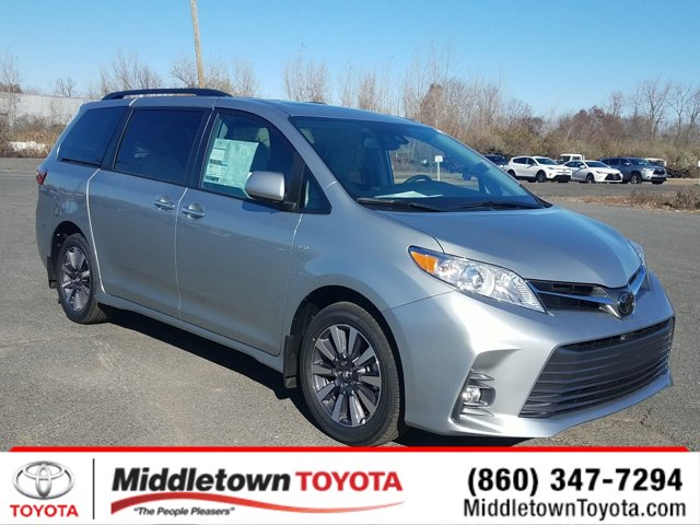 New 2020 Toyota Sienna in Middletown, CT