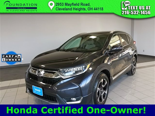 Used 2018 Honda CR-V in Cleveland Heights, OH