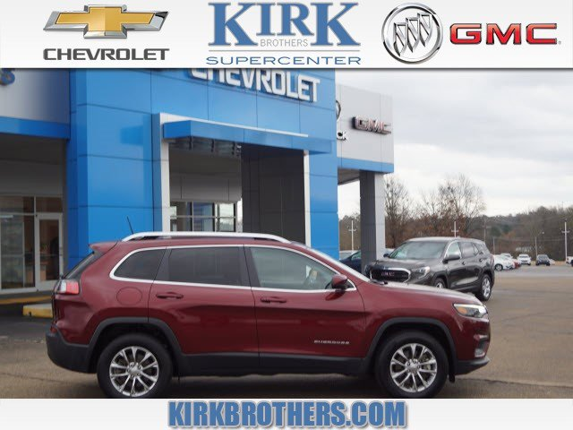 Used 2019 Jeep Cherokee in Grenada, MS