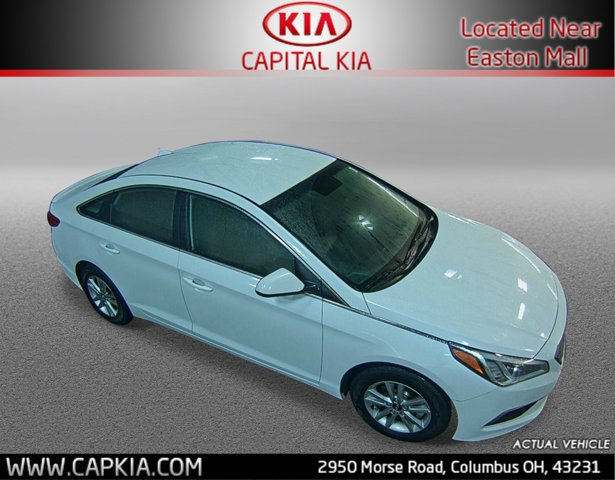 Used 2017 Hyundai Sonata in Columbus, OH