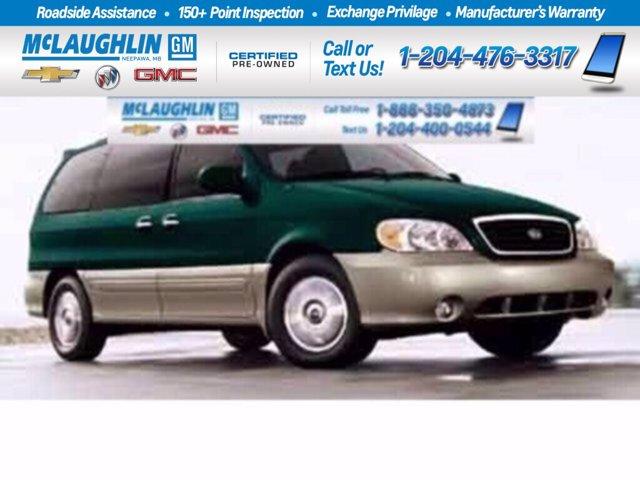 2003 Kia Sedona EX 4dr Auto EX Gas V6 3.5L/213 [1]