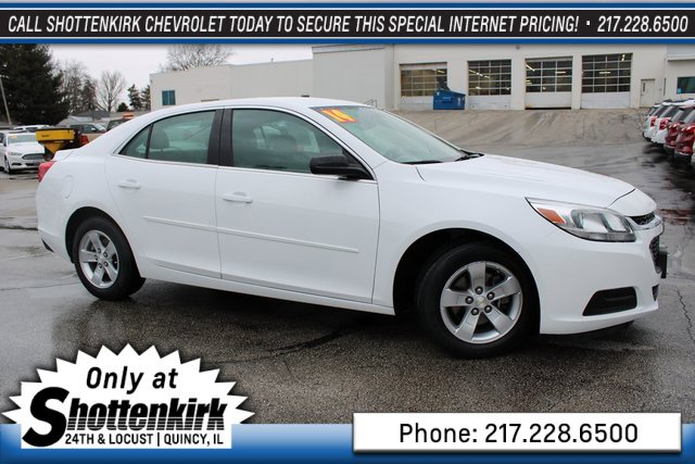 Used 2014 Chevrolet Malibu in Quincy, IL