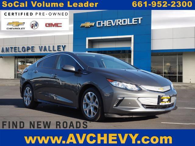 2017 Chevrolet Volt Premier 5dr HB Premier Gas/Electric I4 1.5L/ [6]