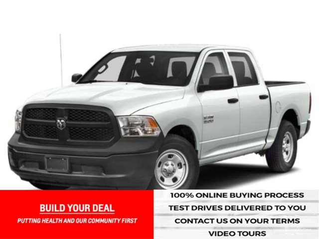 2021 Ram 1500 Classic | EXPRESS Crew Cab 4x4 | NIGHT EDITION | REMOTE START | Express 4x4 Crew Cab 5'7″ Box Regular Unleaded V-8 5.7 L/345 [0]