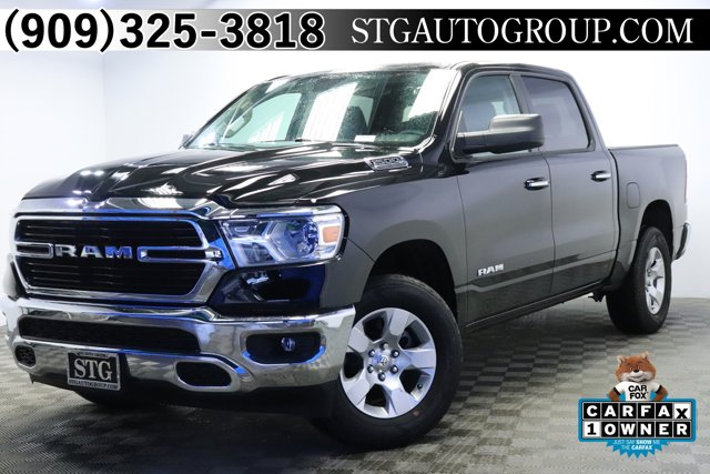 Used 2019 Ram 1500 in Ontario, Montclair & Garden Grove, CA