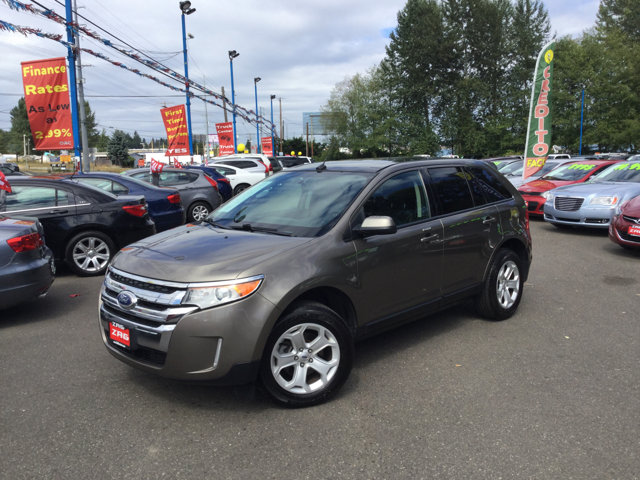 Used 2012 Ford Edge 4dr SEL FWD