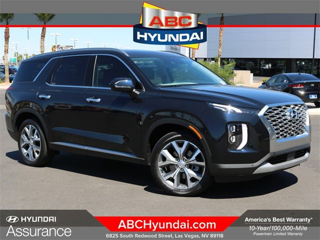 2021 Hyundai Palisade SEL SEL FWD Regular Unleaded V-6 3.8 L/231 [8]
