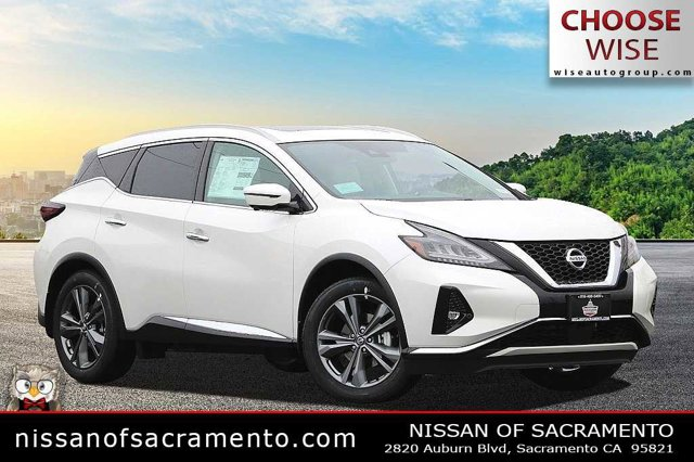 2020 Nissan Murano Platinum AWD Platinum Regular Unleaded V-6 3.5 L/213 [14]