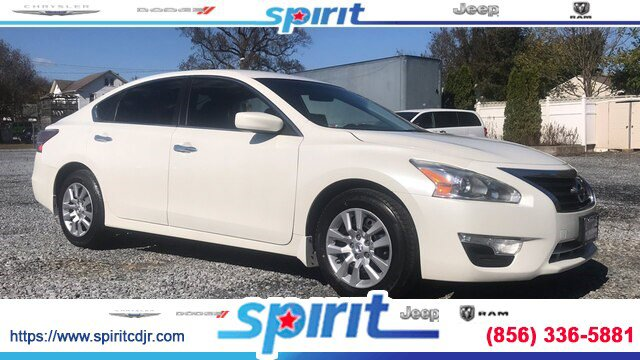 Used 2015 Nissan Altima in Swedesboro, NJ