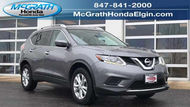 Used 2016 Nissan Rogue in Elgin, IL