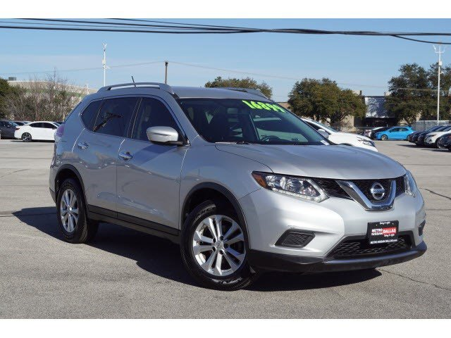 2015 Nissan Rogue SV FWD 4dr SV Regular Unleaded I-4 2.5 L/152 [1]