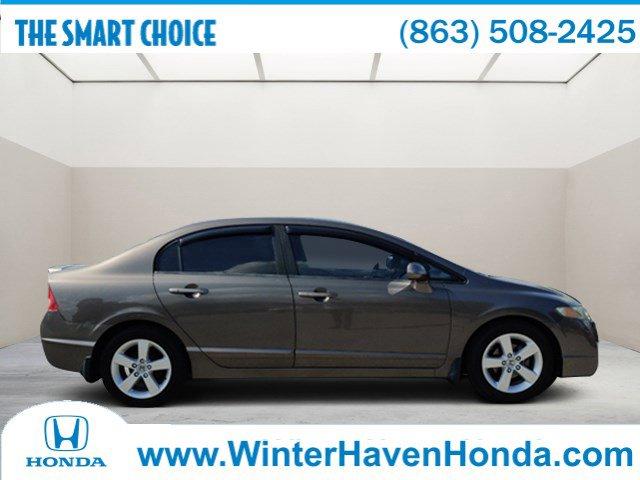 2010 Honda Civic Sedan LX-S
