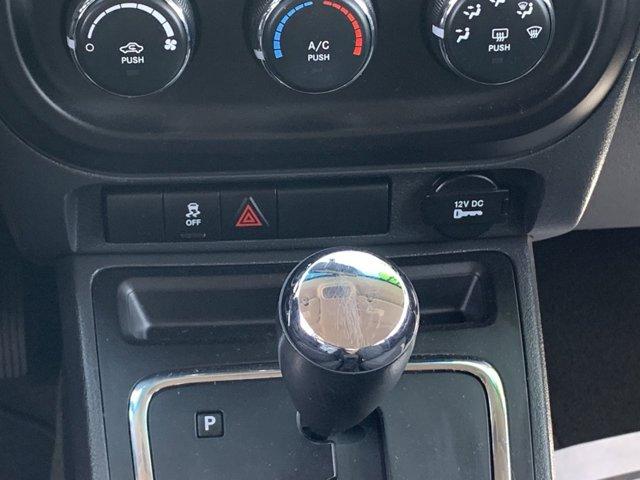 2014 Jeep Compass Sport Freedom Drive Off-Road 4D 4-Cyl 2.4L