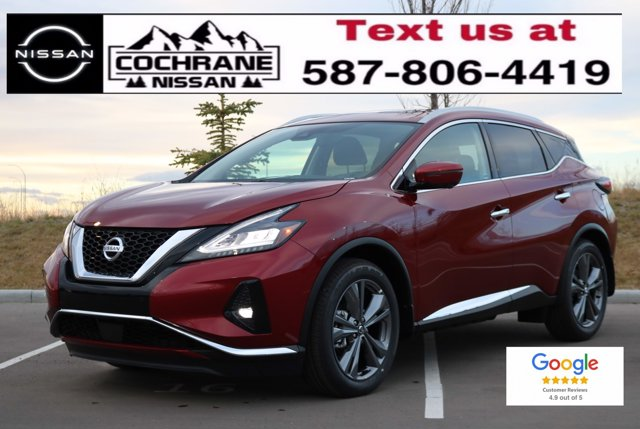 2020 Nissan Murano Platinum – Includes Winter Tires and All-Season Mats AWD Platinum Regular Unleaded V-6 3.5 L/213 [7]