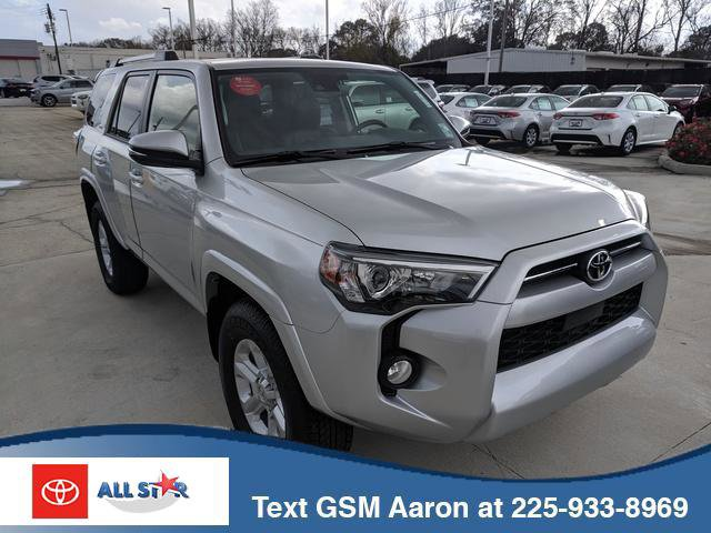 New 2020 Toyota 4Runner in Baton Rouge, LA