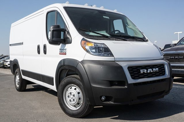 New 2021 Ram ProMaster Cargo Van 1500 Low Roof 136 WB