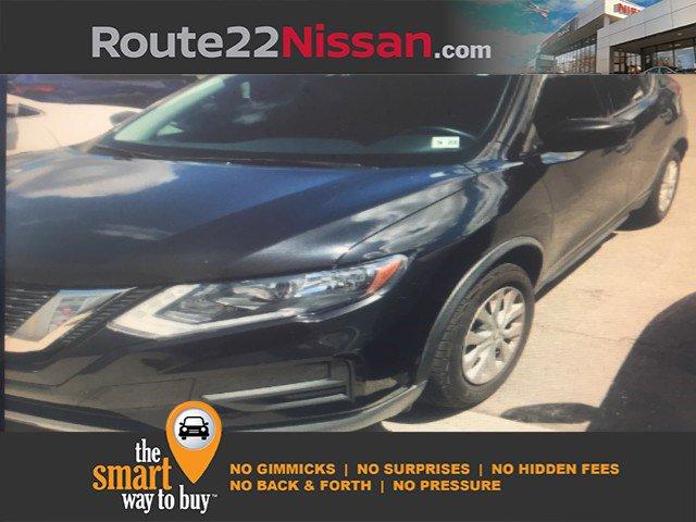 2018 Nissan Rogue S FWD S Regular Unleaded I-4 2.5 L/152 [3]
