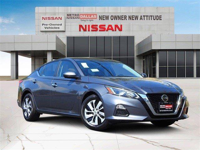 2020 Nissan Altima 2.5 S 2.5 S Sedan Regular Unleaded I-4 2.5 L/152 [0]