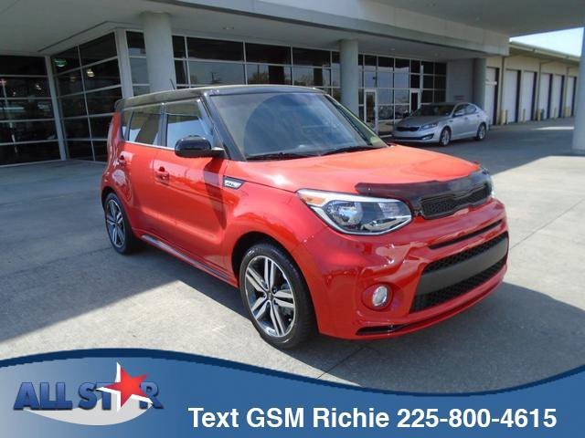 New 2019 KIA Soul in Baton Rouge, LA
