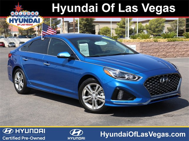 2019 Hyundai Sonata Limited Limited 2.4L Regular Unleaded I-4 2.4 L/144 [20]