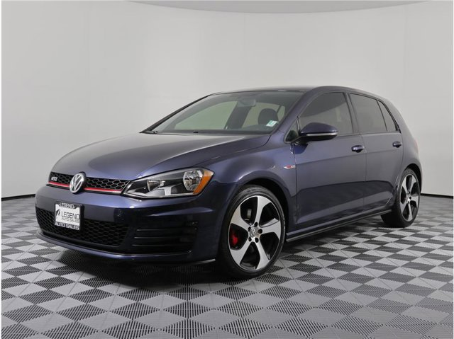 2017 Volkswagen Golf GTI S Hatchback Sedan 4D