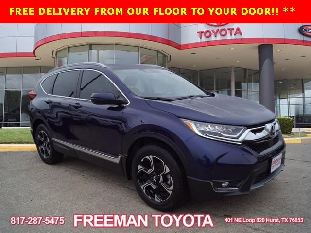 Used 2019 Honda CR-V in Hurst, TX